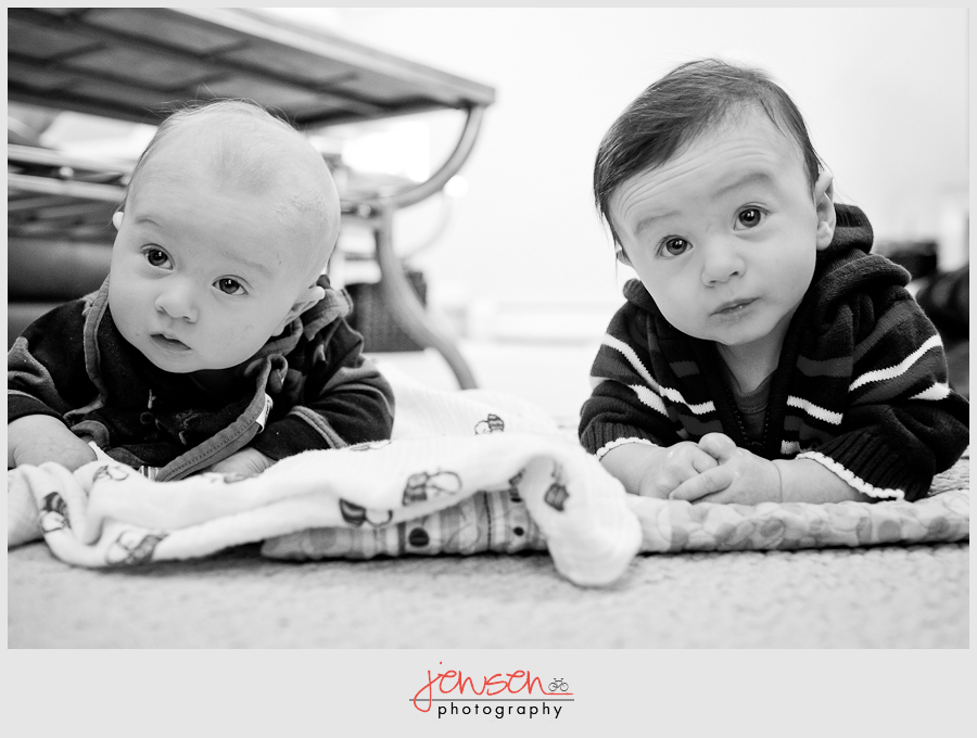 baby wyatt & baby james