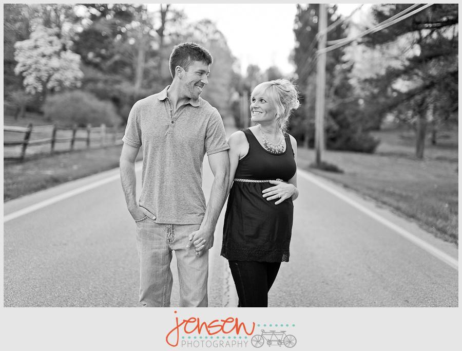 meredith & justin | maternity