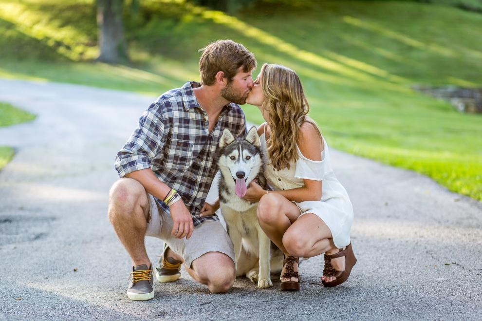 Steve & Lexi Engaged -1
