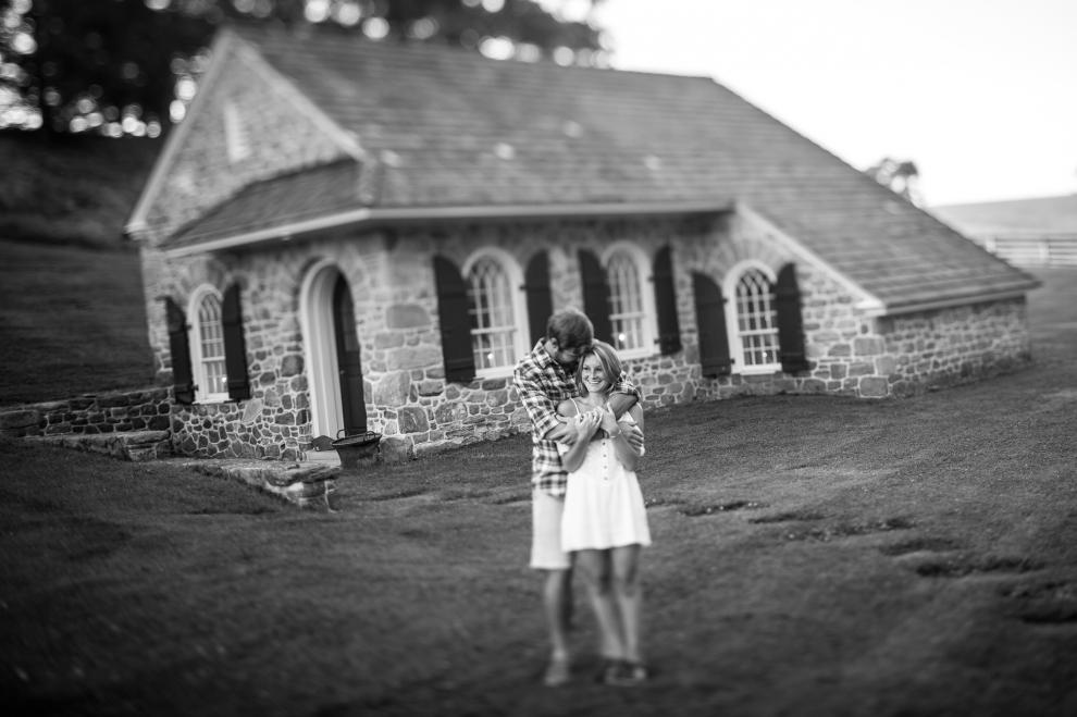 Steve & Lexi Engaged -2