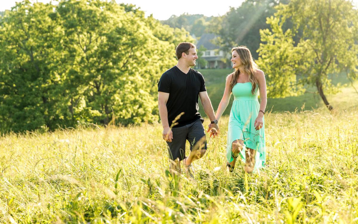 billy & sam engaged